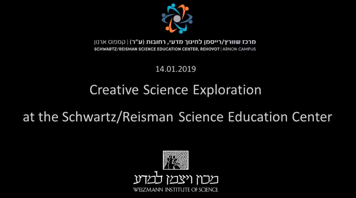 Creative Science Exploration